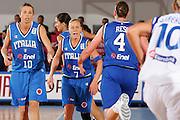 DESCRIZIONE : Chieti Italy Italia Eurobasket Women 2007 Grecia Italia Greece Italy <br /> GIOCATORE : Laura Macchi Francesca Zara <br /> SQUADRA : Nazionale Italia Donne Femminile <br /> EVENTO : Eurobasket Women 2007 Campionati Europei Donne 2007<br /> GARA : Grecia Italia Greece Italy <br /> DATA : 25/09/2007 <br /> CATEGORIA : Esultanza <br /> SPORT : Pallacanestro <br /> AUTORE : Agenzia Ciamillo-Castoria/S.Silvestri <br /> Galleria : Eurobasket Women 2007 <br /> Fotonotizia : Chieti Italy Italia Eurobasket Women 2007 Grecia Italia Greece Italy <br /> Predefinita :