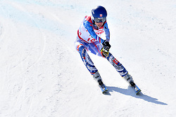 FRANCE Martin LW9-1 SVK competing in ParaSkiAlpin, Para Alpine Skiing, Super G at PyeongChang2018 Winter Paralympic Games, South Korea.