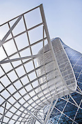 Capital Gate in Abu Dhabi