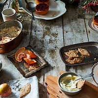 january feast desserts eaten