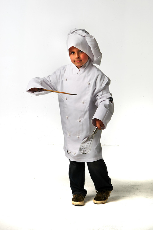Kid model Jospeh Bagnato as a chef. There s a rush on Uni places - but which courses/fields should students or non-school leavers be choosing to maximise their job prospects?. Pic By Craig Sillitoe 16/10/2009 SPECIAL 000 melbourne photographers, commercial photographers, industrial photographers, corporate photographer, architectural photographers, This photograph can be used for non commercial uses with attribution. Credit: Craig Sillitoe Photography / http://www.csillitoe.com<br /> <br /> It is protected under the Creative Commons Attribution-NonCommercial-ShareAlike 4.0 International License. To view a copy of this license, visit http://creativecommons.org/licenses/by-nc-sa/4.0/.