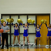11-21-16 BHS Cheerleaders vs Crane