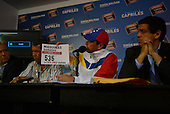 Rueda de Prensa Henrique Capriles