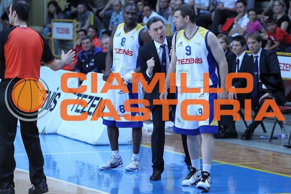 DESCRIZIONE : Verona Lega Basket A2 2010-11 Tezenis Verona Mazzeo San Severo<br /> GIOCATORE : Franco Marcelletti Coach<br /> SQUADRA : Tezenis Verona Mazzeo San Severo <br /> EVENTO : Campionato Lega A2 2010-2011<br /> GARA : Tezenis Verona Mazzeo San Severo <br /> DATA : 09/04/2011<br /> CATEGORIA : Ritratto<br /> SPORT : Pallacanestro <br /> AUTORE : Agenzia Ciamillo-Castoria/G.Contessa<br /> Galleria : Lega Basket A2 2009-2010 <br /> Fotonotizia : Verona Lega A2 2010-11 Tezenis Verona Mazzeo San Severo<br /> Predefinita :