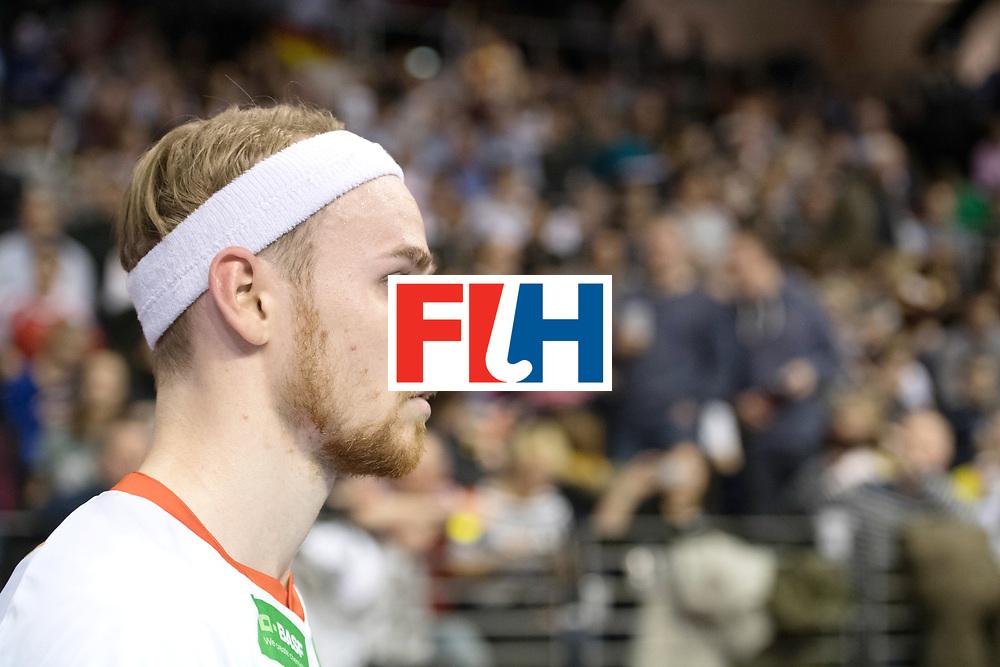 BERLIN - Indoor Hockey World Cup<br /> Final: Germany - Austria<br /> foto: Christopher R&uuml;hr <br /> WORLDSPORTPICS COPYRIGHT FRANK UIJLENBROEK