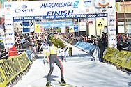44° Marcialonga di Fassa e di Fiemme,vince Gjerdalen Tord Asle, 29 gennaio 2017 © foto Daniele Mosna