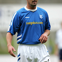 St Johnstone Season 2005-06<br />David Hannah<br /><br />Picture by Graeme Hart.<br />Copyright Perthshire Picture Agency<br />Tel: 01738 623350  Mobile: 07990 594431