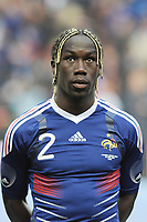 FOOTBALL - FRIENDLY GAME 2010 - FRANCE v COSTA RICA - 26/05/2010 - PHOTO FRANCK FAUGERE / DPPI - BACARY SAGNA (FRA)