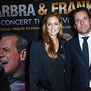 NLD/Amsterdam/20131101 - Premiere Barbra & Frank The Concert That Never Was, Fabienne de Vries