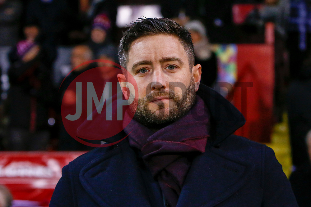 Bristol City head coach Lee Johnson - Mandatory by-line: Ryan Crockett/JMP - 08/12/2017 - FOOTBALL - Bramall Lane - Sheffield, England - Sheffield United v Bristol City - Sky Bet Championship