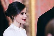 012219 Spanish Royals Receive Foreign Ambassadors