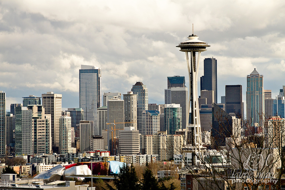 Seattle Skyline with the Space Needle