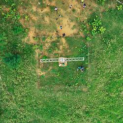 Cruzeiro de Burarama (Distrito de Cachoeiro de Itapemirim) fotografado em Burarama, distrito do município de Cachoeiro de Itapemirim, no Espírito Santo -  Sudeste do Brasil. Bioma Mata Atlântica. Registro feito em 2018.<br /> ⠀<br /> <br /> <br /> ENGLISH: Burama district photographed in Burarama, a district of the Cachoeiro de Itapemirim County, in Espírito Santo - Southeast of Brazil. Atlantic Forest Biome. Picture made in 2018.