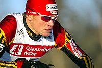Langrenn, 22. november 2003, Verdenscup Beitostølen, Tobias Angerer, Tyskland
