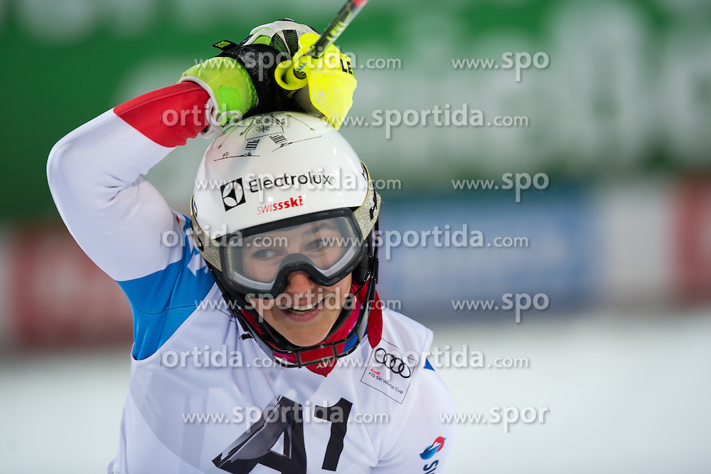 Wendy Holdener (SUI) during the 7th Ladies' Slalom of Audi FIS Ski World Cup 2016/17, on January 10, 2017 at the Hermann Maier Weltcupstrecke in Flachau, Austria. Photo by Martin Metelko / Sportida