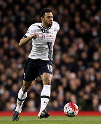 Mousa Dembele of Tottenham Hotspur - Mandatory byline: Robbie Stephenson/JMP - 25/04/2016 - FOOTBALL - White Hart Lane - London, England - Tottenham Hotspur v West Bromwich Albion - Barclays Premier League