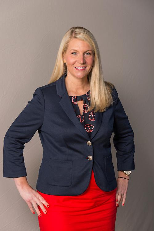 Joy Davis as photographed for the Texas Apartment Association
