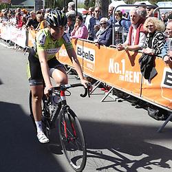 20-04-2016: Wielrennen: Waalse Pijl vrouwen: Huy    <br />HUY (BEL) cycling    <br />The Fleche Wallomne is the last springrace in the Womens Worldtour. Esra Tromp
