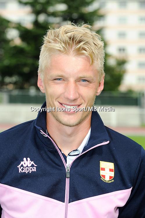 Daniel WASS  - 19.07.2014 - Bastia / Evian Thonon - Match Amical<br /> Photo : Jean Paul Thomas / Icon Sport