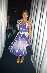 CHARLOTTE CHURCH at the 2006 Glamour Women of the Year Awards 2006 held in Berkeley Square Gardens, London W1 on 6th June 2006.<br />