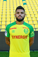 Lucas Pedro Alves de Lima during photoshooting of Fc Nantes for new season 2017/2018 on September 18, 2017 in Nantes, France. (Photo by Philippe Le Brech/Icon Sport)