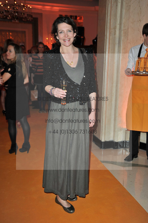 THOMASINA MIERS at the 38th Veuve Clicquot Business Woman Award held at Claridge's, Brook Street, London W1 on 28th March 2011.