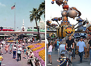 The magic is still the same: Fascinating pictures show how Disneyland remains almost identical to when it opened nearly 60 years ago<br /> <br /> It is the world's most famous theme park, enjoyed by children and their parents alike every year.<br /> Since opening in 1955, Disneyland's popularity has continued to grow attracting tens of millions of people.<br /> But as these incredible pictures show, despite continually attracting children from different generations, little has actually changed.<br /> This collection of photographs taken from inside the theme park compare vintage pictures of Disneyland with current ones.<br /> And they show that despite being separated by decades, much of the famous Californian park remains exactly the same.<br /> One of the most impressive pictures shows the park's founder Walt Disney at the theme park's opening day dedication on July 17, 1955. <br /> Another shows him supervising the construction of Storybookland Canals in 1956, the year after the park opened.<br /> Other images show how the famous Sleeping Beauty Castle has remained untouched.<br /> Disneyland is located in Anaheim in California and is owned by The Walt Disney Company.<br /> It is the only theme park to be built under the direct supervision of Walt Disney.<br /> He came up with the idea of Disneyland after visiting a number of different amusement parks with his family in the 1930s and 40s.<br /> Construction began in 1954 and it opened on July 17, 1955.<br /> It has had 650 million guests since it opened and in 2011 hosted 16.14 million guests in just one year.<br /> The incredible collection of photographs has been collated by Imagineering Disney .<br /> &copy;imagineeringdisney/Exclusivepix Media
