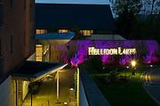Hellidon Lakes Hotel, Main Entrance