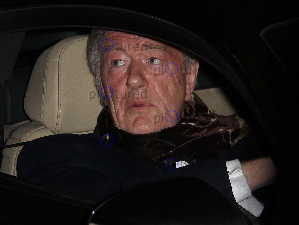 Sir Michael Gambon London Evening Standard Theatre Awards, The Savoy, Strand, London UK, 28 November 2010: piQtured Sales: Ian@Piqtured.com +44(0)791 626 2580 (picture by Richard Goldschmidt)