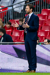 England Head Coach Gareth Southgate - Mandatory by-line: Robbie Stephenson/JMP - 15/11/2018 - FOOTBALL - Wembley Stadium - London, England - England v United States of America - International Friendly