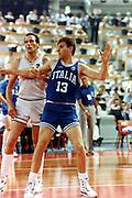 Europei Roma 1991 - Italia vs Grecia - Davide Pessina