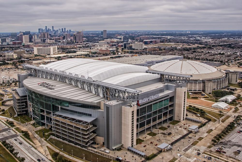 NRG Stadium (Reliant Stadium) & Astrodome, NRG Park
