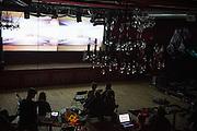 SIGHTINGS, La Sala Rossa, Mardi 21 octobre 2014. Sightings: Sabrina Ratt&eacute;, Roger Tellier-Craig<br /> Leyla Majeri, Katherine Kline<br /> Beneath the Remains of my Bedroom: Jacinthe Loranger.