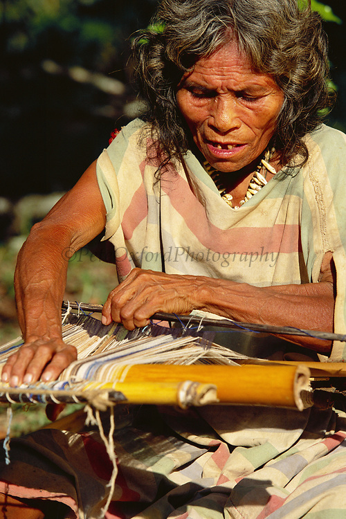 Machiguenga Indian Weaving Kushma<br />