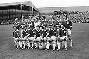 All Ireland Senior Football Championship Final, Offaly v Galway, 26.09.1971, 09.26.1971, 26th September 1971, Offaly 1-14 Galway 2-08, 26091971AISFCF, Referee Paul Kelly, ..Galway Team,. P J Smyth, B Colleran, J Cosgrove, N Colleran, L O'Neill, T J Gilmore, C McDonagh, L Sammon (Captain), W Joyce, P Burke, J Duggan, M Rooney, E Farrell, F Canavan, S Leydon..Subs, T Divilly for M Rooney, M Feerick for P Burke, L Sammon (Captain),