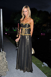 LADY VICTORIA HERVEY at the Raisa Gorbachev Foundation Gala held at the Stud House, Hampton Court, Surrey on 22nd September 22 2011