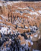 Rock Formations, Sandstone, Rock, Red, Snow, Winter, Bryce Canyon, Canyon, Cliffs, Bryce Canyon National Park, Utah