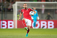 Stefan Ilsanker of Austria during the International Friendly match at Worthersee Stadion, Klagenfurt, Austria.<br /> Picture by EXPA Pictures/Focus Images Ltd 07814482222<br /> 31/05/2016<br /> ***UK &amp; IRELAND ONLY***<br /> EXPA-GRO-160531-5350.jpg