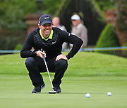 Northern Ireland's Rory McIlroy at the BMW PGA Championship Celebrity Pro-Am Challenge at the Wentworth Club, Virginia Water, United Kingdom on 20 May 2015