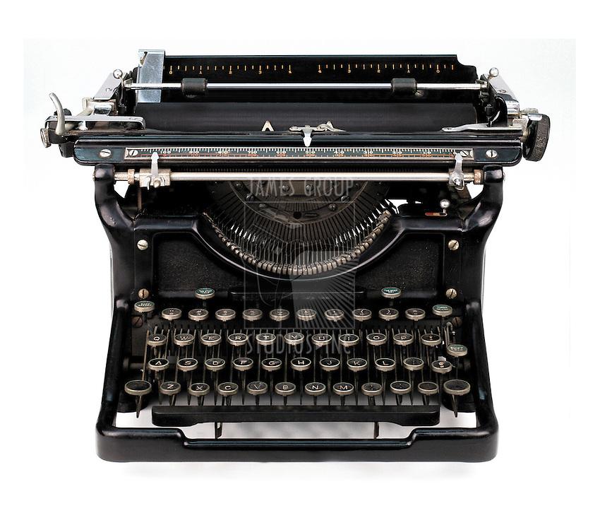 old fashioned, Corona typewriter