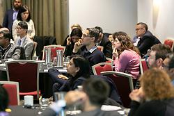 Enablon - SPF Australia 2018<br /> August 22, 2018: Marriott Melbourne, Melbourne, Victoria (VIC), Australia. Credit: James T / Event Photos Australia