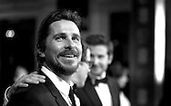 LONDON, ENGLAND - FEBRUARY 16:  (EDITORS NOTE: This image has been processed using digital filters)  Actor Christian Bale attends the EE British Academy Film Awards 2014 at The Royal Opera House on February 16, 2014 in London, England.  (Photo by Tim P. Whitby/Getty Images)