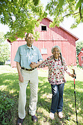 Jack and Lydia Clemmons bought their farm in Charlotte, Vermont in 1962. Their daughter Lydia would like to turn the farm into an African-American Cultural Center. Clemmons Farm in Charlotte, Vermont.