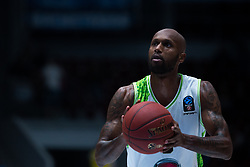 November 8, 2017 - Saint Petersburg, Russia - Tony Crocker of Tofas Bursa vie for the ball during the EuroCup Round 5 regular season basketball match between Zenit St. Petersburg and Tofas Bursa at the Yubileyny Sports Palace in St. Petersburg, Russia, November 08, 2017. (Credit Image: © Igor Russak/NurPhoto via ZUMA Press)