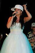 Lily Allen, JJB Stage, Sunday, V Festival, 2006