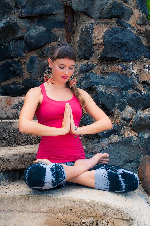 Lily Lotus Hawaii Yoga Inspired Clothing