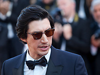 Actor Adam Driver at the Award Ceremony and The Man Who Killed Don Quixote at the The Man Who Killed Don Quixote gala screening at the 71st Cannes Film Festival, Saturday 19th May 2018, Cannes, France. Photo credit: Doreen Kennedy