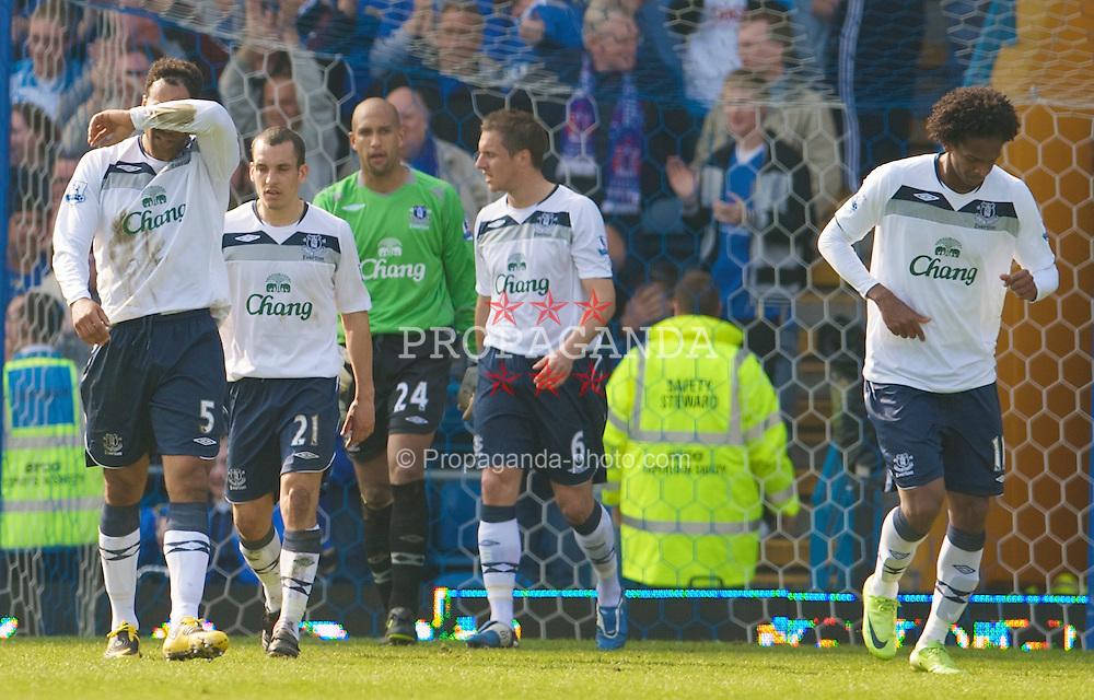 4a368e7a3e0 Football - FA Premier League - Portsmouth FC v Everton FC ...