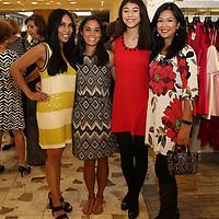 Maria Briggs Anderson, Lauren Briggs, Ameena Sultan, Aisha Sultan
