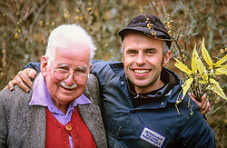 Christopher Lloyd and Fergus Garratt